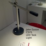 Clean and well conceived LED task light